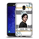 Official Riverdale Jughead Jones Graphics Soft Gel Case Compatible for Samsung Galaxy J7 (2018)