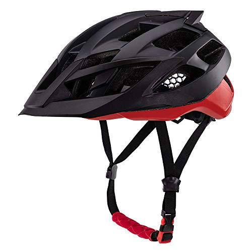 DNACC Casco de Bicicleta con 21 Ventilación Tuyere Casco de Bicicleta de...