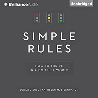 Simple Rules cover art