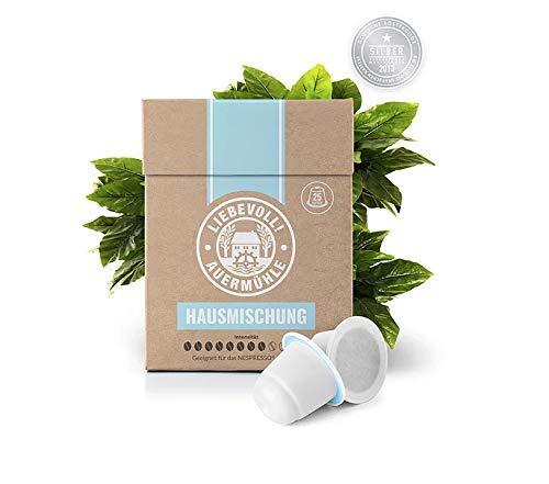 Biokaffeekapsel Nespresso® kompatibel, Lungo Espresso