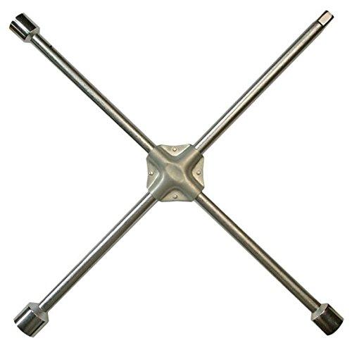 SW-Stahl 02450L LKW-Radkreuzschlüssel verstärkte Mittel