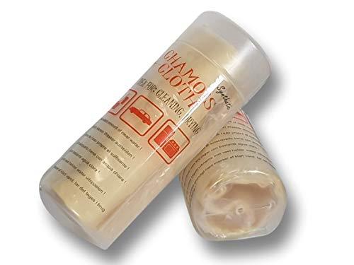 SG Produkte I Profi Leder Putztuch für strahlenden Glanz auf schwer zu reinigenden Oberflächen