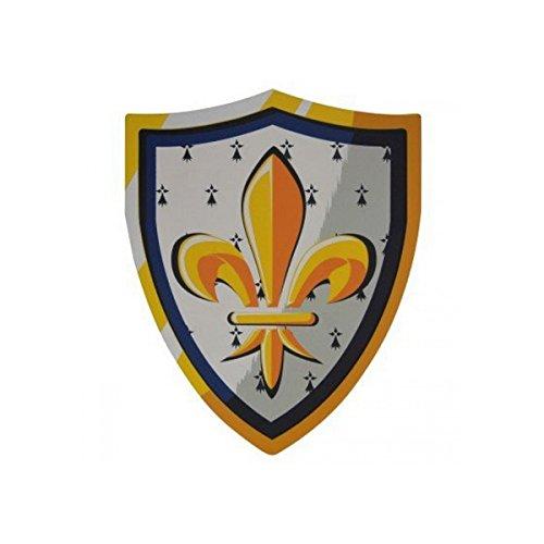 Le Coin des Enfants Le Coun des Enfants28467 Fleur à partir de Liste Historique Herminie Shield Jouet (Taille Unique)