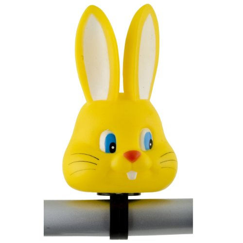 Monz Top Hupe Kinder-Tierfigurhupe, Farbe:Hase