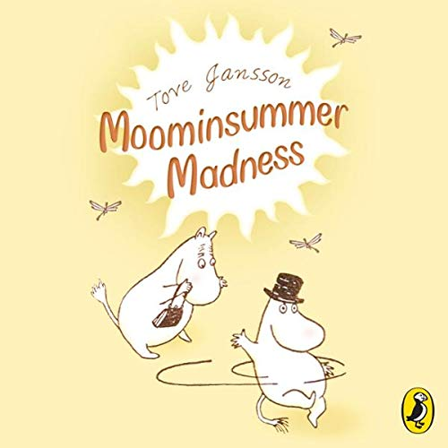 Moominsummer Madness                   By:                                                                                                                                 Tove Jansson                               Narrated by:                                                                                                                                 Hugh Dennis                      Length: 3 hrs and 1 min     23 ratings     Overall 4.6