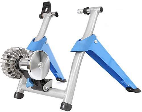 FHUILI Bicicleta Turbo Trainer - Estación del Entrenamiento del Ejercicio de...
