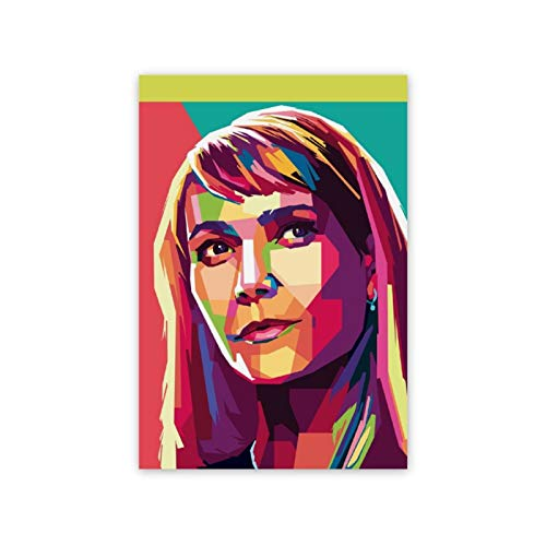 """Funique art Canvas Prints Poster Gwyneth_Paltrow Picture Unframed Wall Art for Home Living Room Decor 32""""x48"""""""