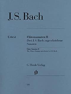 Bach: Flute Sonatas - Volume 2