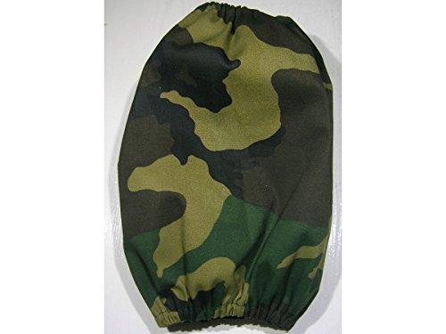 Hzp Paraorecchie per Cani cuffiette Copri Orecchie per Cocker Spaniel Cavalier King (camuflage)