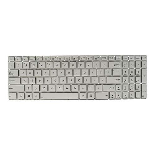 New Keyboard Replacement for ASUS N550LF N550J N550JA N550JK N550JV...