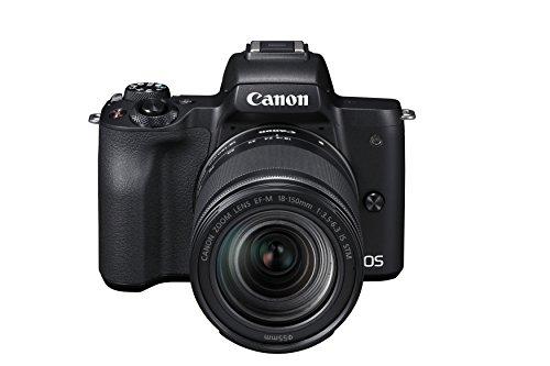 Canon EOS M50 spiegellose 24,1 Bild