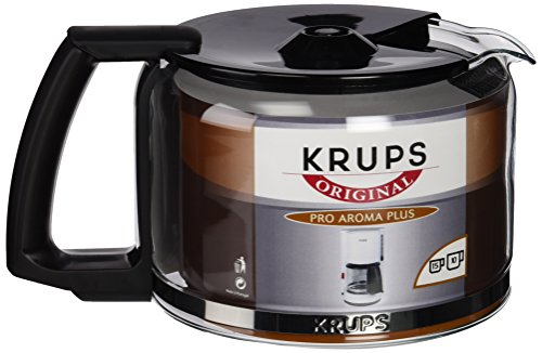 Krups Replacement Pro Aroma Plus Glass Coffee Carafe