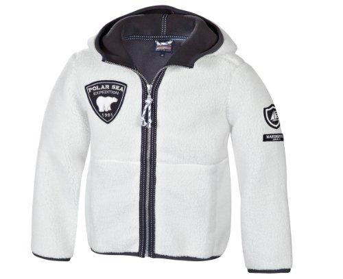 Marinepool Kinder Jacke Polar Bear Kids Jacket, White, 92/98