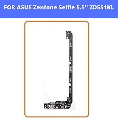(HUKATO) Charging Board Flex Cable Ribbon Connector for ASUS Zenfone Selfie 5.5