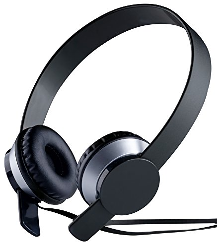 Grundig 52556 Slide Caps Stereo koptelefoon zilver