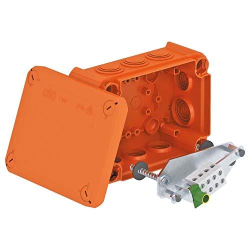 Obo-bettermann automatische prot. Branden - Box Firebox T 100 ED 6-5 A 150 x 116 Oranje