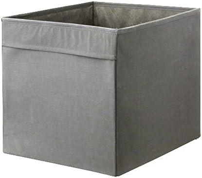 IKEA Drona Caja, Gris, 4 unidades: Amazon.es: Hogar