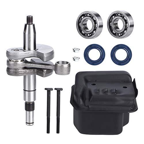 YILUFA Gasoline Saw Parts Muffler Cigüeña Sello De Aceite Kit De Cojinete para Stihl MS210 250 230