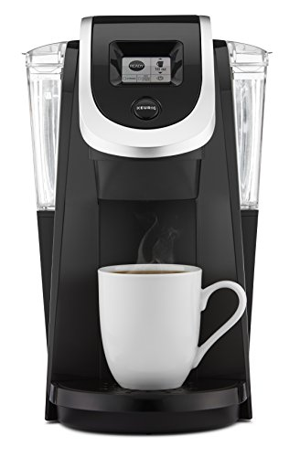 Keurig K200 plus Series 2.0 40 oz Coffee Maker (119256) Black - New