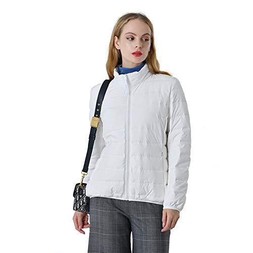 Dames Short Parker Designer Down Jacket-Gewatteerde Jas Ritszakken Meisjes Herfst Winter Slim Fit Kraag Lichtgewicht Waterdicht S-3XLZeer Mooi Gift