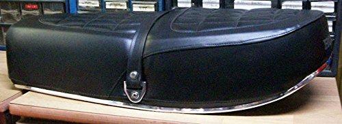 NASU CHROME SEAT COVER TRIM for HONDA CB 750 CB750 CB750F 72'-76'