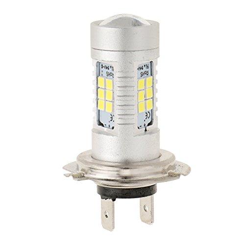 MagiDeal H7 21w Ampoule Led Feux De Route Lampe SMD Diurnes Pour Hyundai Accent Sonata