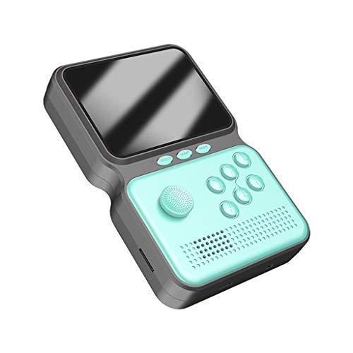 Mini Vídeo Game Portátil de Mão 900 Jogos Game SUP Box Power M3 - Verde