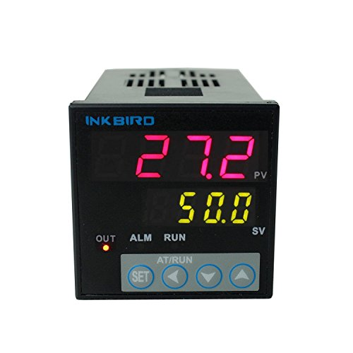 Inkbird ITC-106RL PID Temperature Controller Thermostat Relay Output AC DC 12 to 24V F and C Display