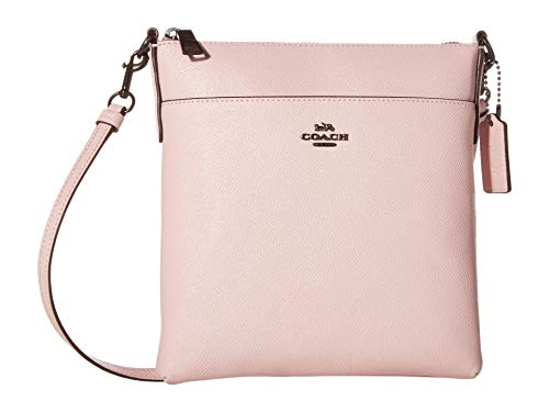 COACH Crossgrain Messenger Crossbody V5/Aurora One Size