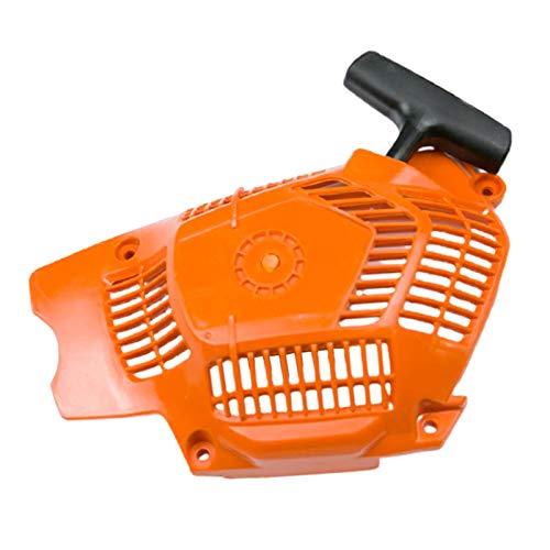 FLAMEER Arrastre rebobinado reemplazo de arranque de retroceso para Husqvarna 555/560 Brushcutter cortadora de césped