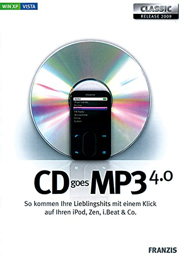 CD goes MP3 4.0 Classic