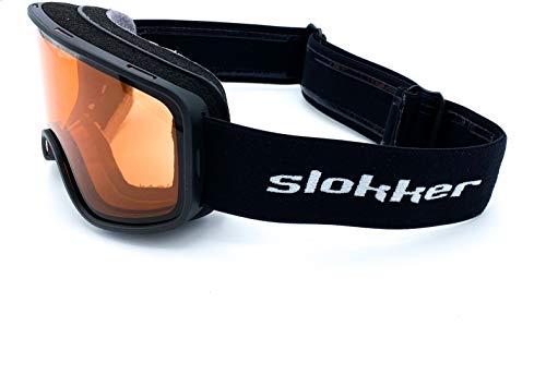 Slokker Skibrille MIRGO (Black)