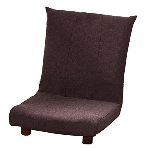 FEI Confortable Petit canapé unique canapé chaise paresseux chaise de lecture pliable petit appartement chaise adapté à la maison ou au bureau, design élégant Solide et durable