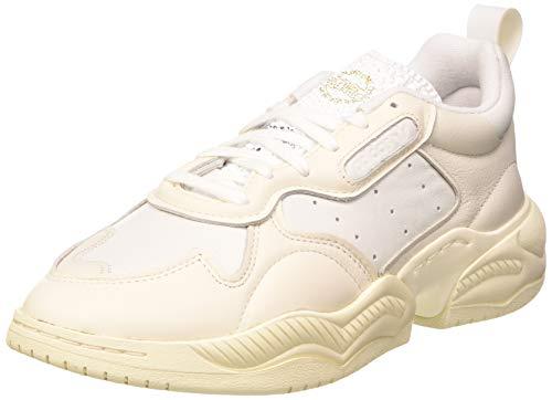 adidas SUPERCOURT RX, Zapatillas Deportivas Hombre, FTWR White FTWR White Off White, 44 2/3 EU