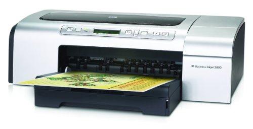 HP Business Inkjet 2800dtn Imprimante Jet d'encre Couleur Recto-verso C8164A#ACT