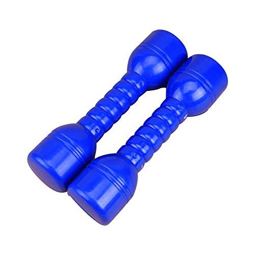 Goodtimera 1 Paar Frühförderung Fitnessgeräte Geschenk Kindergarten PE Übung Heimtanz Erforderliche Kinder Hanteln Handgewichte Bedienung