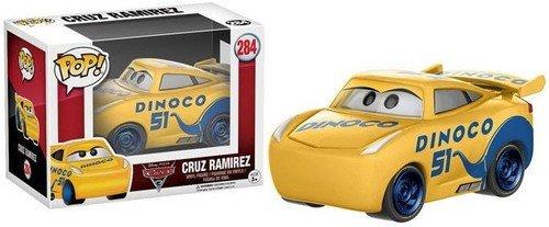 Funko-13242 Disney: Cars 3 Figura de Vinilo Cruz, Multicolor (13242)