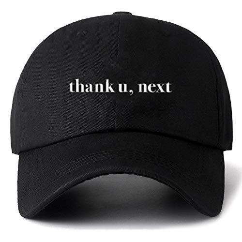 CQLKLI Brief Danke U, Nächste Baseball Caps Stickerei Papa Hut Unisex Frauen Mann