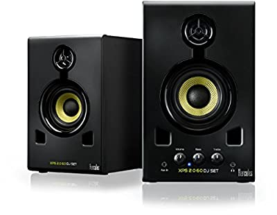 Hercules XPS 2.0 60 DJ Set, 2.0 System