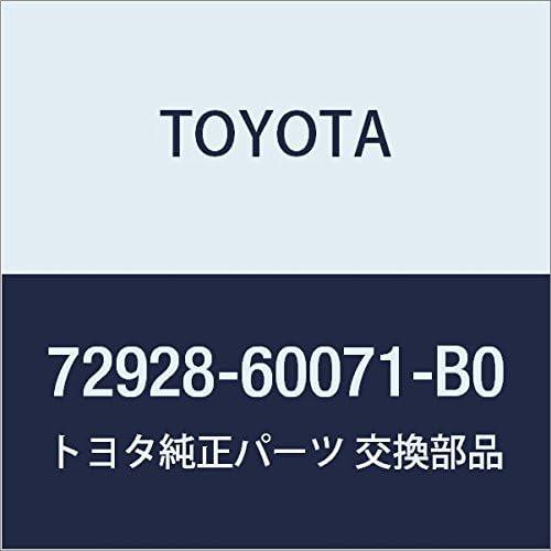 TOYOTA Genuine 72928-60071-B0 Seat Cover Max 69% OFF Regular store Cushion