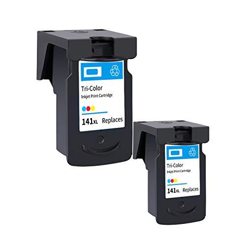 Cartuchos de tinta remanufacturados para impresora Canon Pixma MG2110, 2210, 3210, 3210, 3510, 3610, 4110, 4210, 3610, 4210, 2 colores