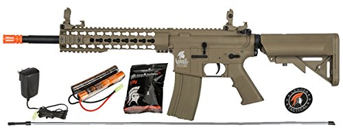 Lancer Tactical Gen 2 LT-19 Carbine 10' AEG Automatic Aerosoft Gun