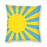 Kissenbezug Palau Flagge Kissenbezug Bett Weihnachten Dekoration Kissenbezug 30,5 x 30,5 cm