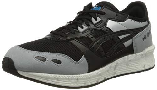 Asics Herren Hypergel-lyte Running Shoe, Black/Black, 43.5 EU