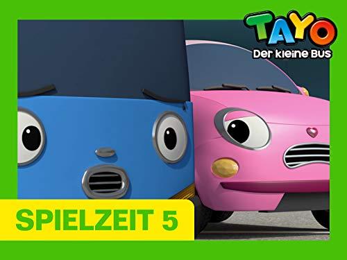 Tayo Spielzeit 5 - Heart's Geheimnis