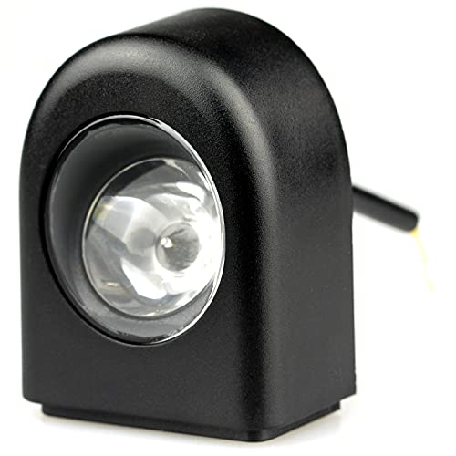 Vestigia® - Linterna de repuesto de luz delantera para Xiaomi M365 1S...