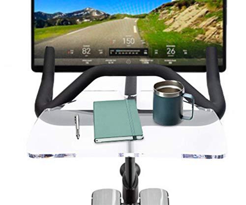 Aerow Bandeja de Escritorio para Peloton Bike+ Plus - Bandeja para portátil Peloton - Accesorios Peloton