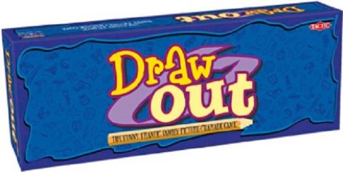 Tactic Games UK - Gioco di Disegno Draw out [Lingua Inglese]