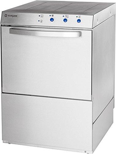Geschirrspülmaschine Universal inkl. Klarspülmitteldosierpumpe Geschirrspüler Spülmaschine Multiphase 565 x 665 x 835 mm230 V/ 400 V...