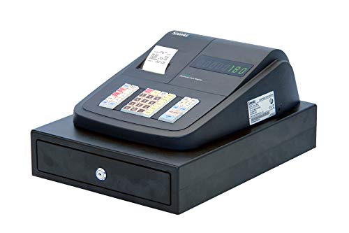 SAM4s elePOS ER-180U Caja registradora básica, ER180U, ER-180 U incluido el programa